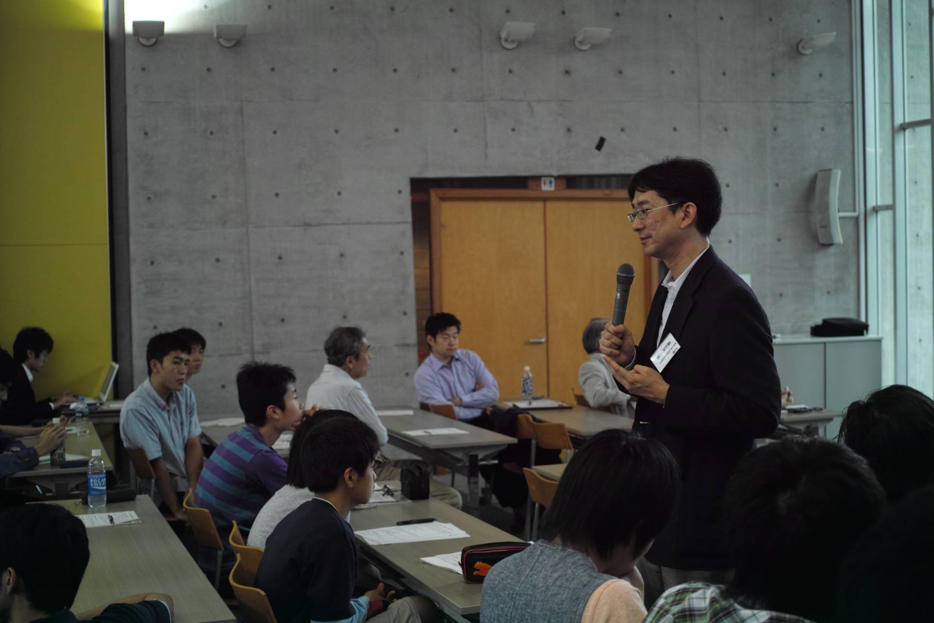 筑駒アカデメイア特別講座、開催